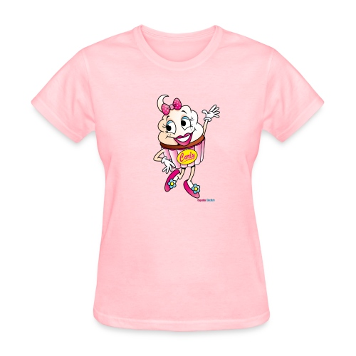 Cupcake Carly Women's Tee - Women's T-Shirt