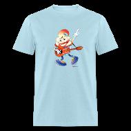 T-Shirts ~ Men's T-Shirt ~ Rockin' Red Velvet Cupcake Men's Tee