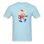T-Shirts ~ Men's T-Shirt ~ Rockin' Red Velvet Cupcake Men's Tee