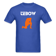 T-Shirts ~ Men's T-Shirt ~ TEBOWING