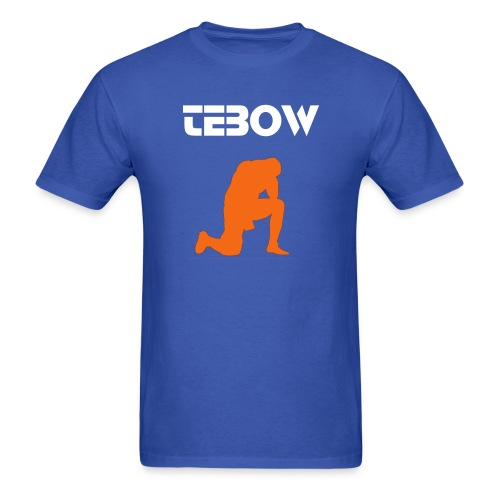 TEBOWING - Men's T-Shirt
