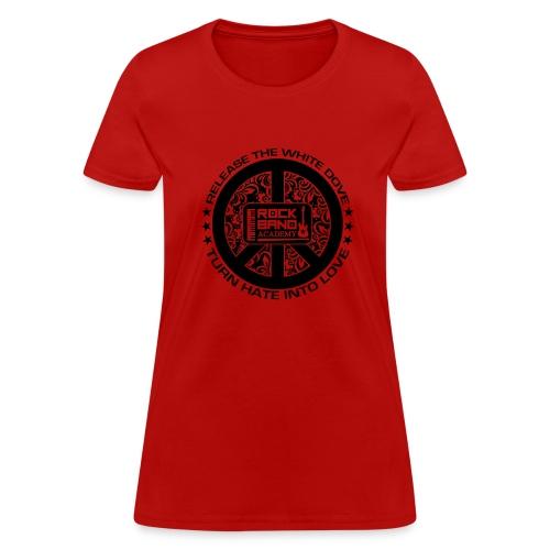 RBA Peace Song - Women's T-Shirt