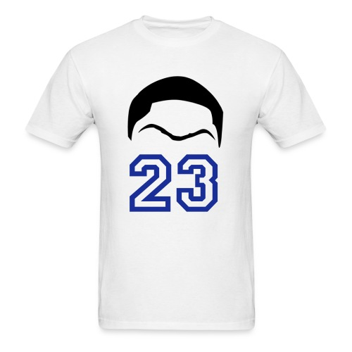Anthony Uni-Brow Davis - Men's T-Shirt