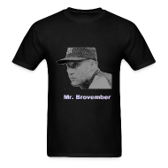 T-Shirts ~ Men's T-Shirt ~ Derek Jeter - Mr. Brovember