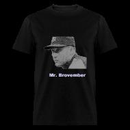 T-Shirts ~ Men's T-Shirt ~ Derek Jeter - Mr. Brovember