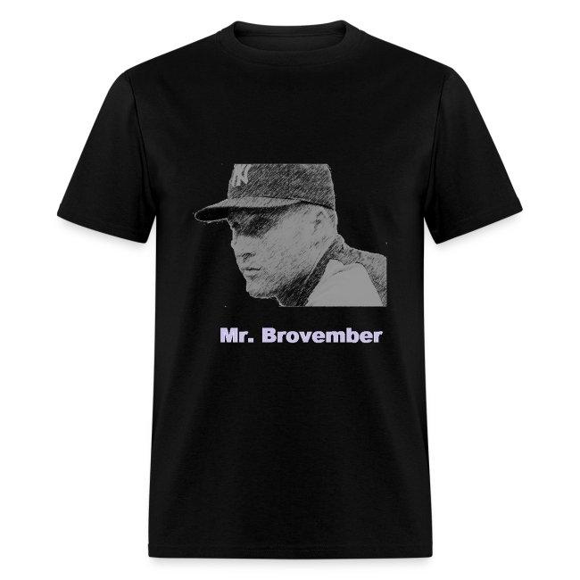 Derek Jeter - Mr. Brovember