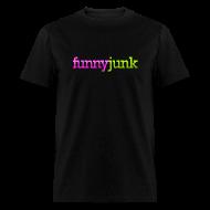 T-Shirts ~ Men's T-Shirt ~ FunnyJunk Logo