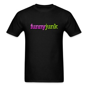 FunnyJunk Logo - Men's T-Shirt