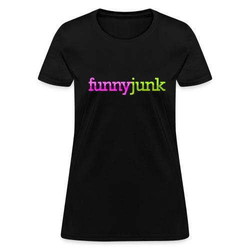 FunnyJunk Logo - Women's T-Shirt