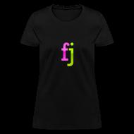 T-Shirts ~ Women's T-Shirt ~ FJ Logo