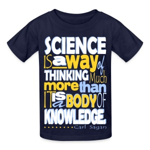 Science - Kids' T-Shirt