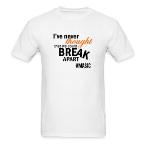 Break Apart - Men's T-Shirt