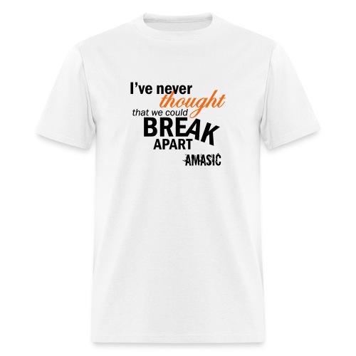 Break Apart - Men's T-Shirt