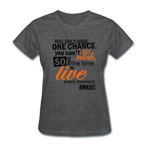 Chance - Women's T-Shirt