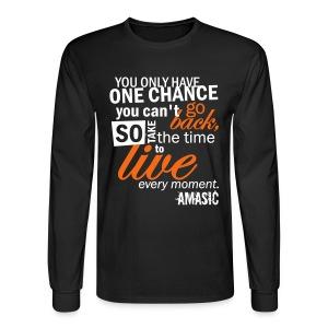 Chance - Men's Long Sleeve T-Shirt