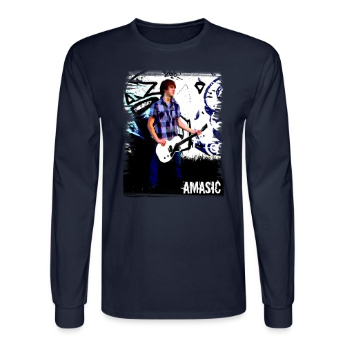 Amasic - Men's Long Sleeve T-Shirt