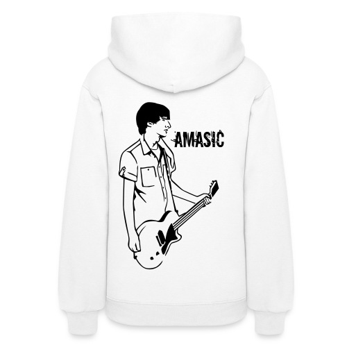 Amasic - Back - Women's Hoodie