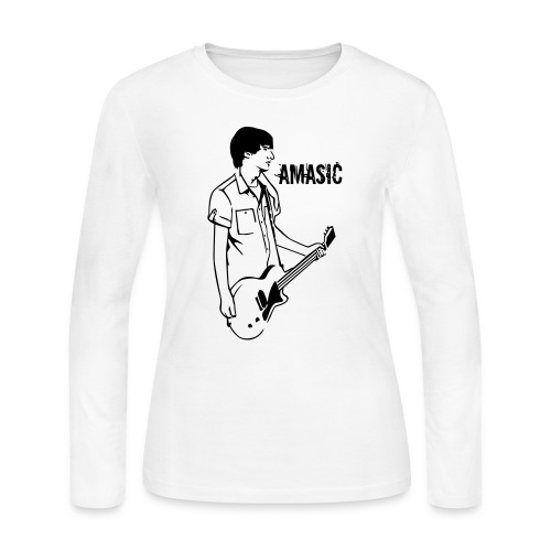 Amasic  - Women's Long Sleeve Jersey T-Shirt