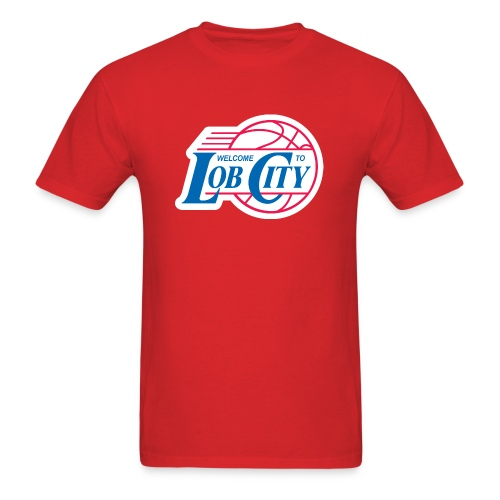 Lob City logo t-shirt - Men's T-Shirt