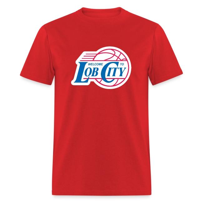 Lob City logo t-shirt
