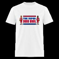 T-Shirts ~ Men's T-Shirt ~ The Super Dunk Bros.