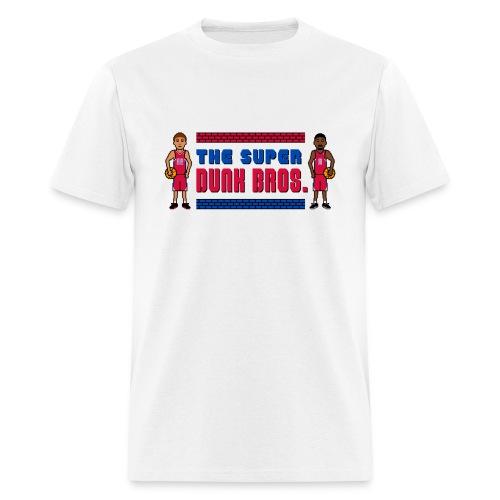 The Super Dunk Bros. - Men's T-Shirt