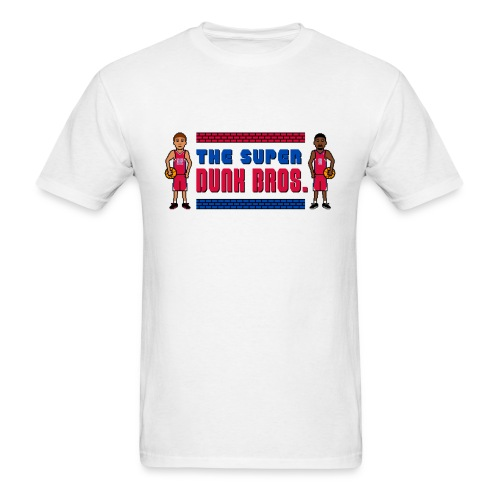 The Super Dunk Bros. - Men's T-Shirt