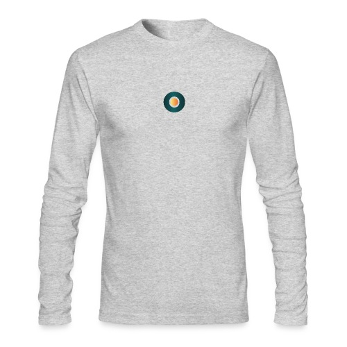 DrishT (TM) Longsleeve (Gray) - Men's Long Sleeve T-Shirt by Next Level