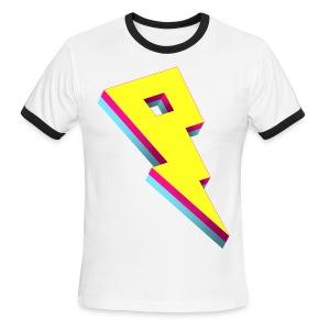 Pandoric Ringer - Men's Ringer T-Shirt
