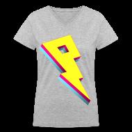 T-Shirts ~ Women's V-Neck T-Shirt ~ Pandoric Women's V-Neck