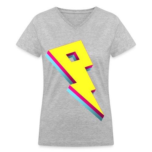 Pandoric Women's V-Neck - Women's V-Neck T-Shirt