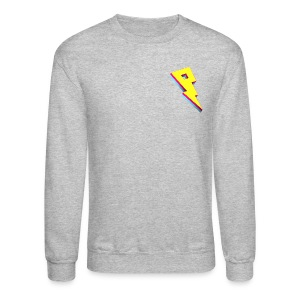 Smaller Logo - Crew Neck - Crewneck Sweatshirt