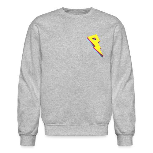 Smaller Logo - Crew Neck - Crewneck Sweatshirt