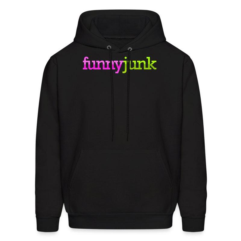 FunnyJunk Hoodie - Men's Hoodie