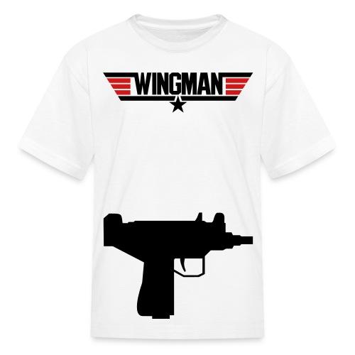 wingman - Kids' T-Shirt
