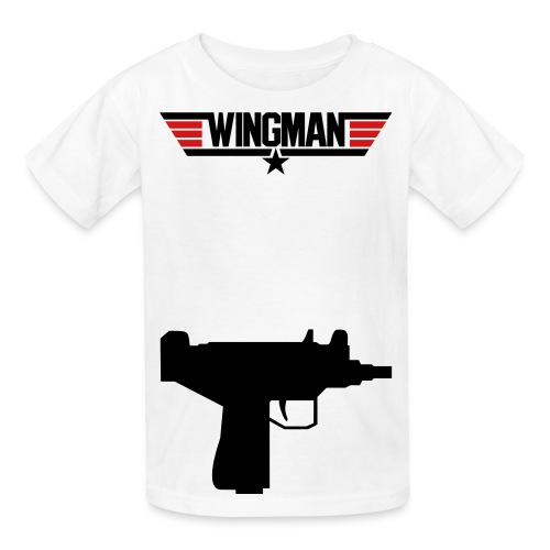 wingman - Kids' T-Shirt