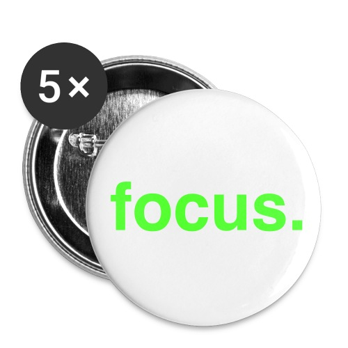 Focus - Large Buttons