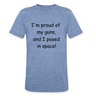 T-Shirts ~ Unisex Tri-Blend T-Shirt ~ Article 8704359