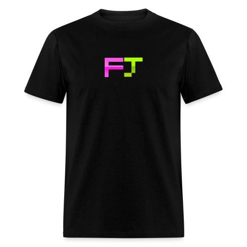 FJ Pixel Logo - Men's T-Shirt