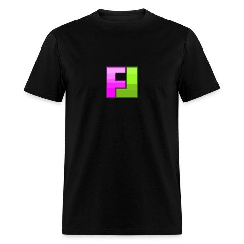 FJ Square Icon  - Men's T-Shirt