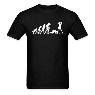 The end of Evolution T-Shirts