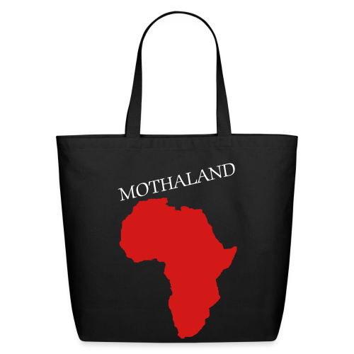 Mothaland Tote Bag - Eco-Friendly Cotton Tote