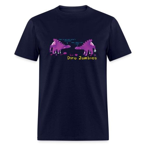 Dino Zombies - Men's T-Shirt