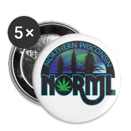 Buttons ~ Small Buttons ~ Wisconsin NORML 1