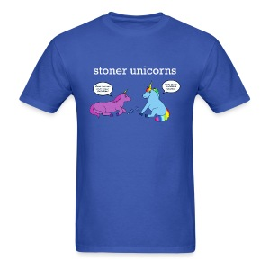 Stoner Unicorns - Men's T-Shirt
