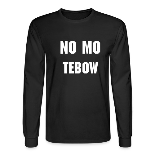 NO MO Long Sleeve T - Men's Long Sleeve T-Shirt