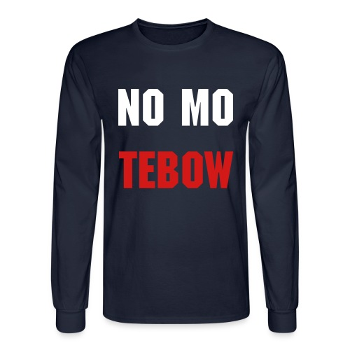 Bills NO MO Long Sleeve - Men's Long Sleeve T-Shirt