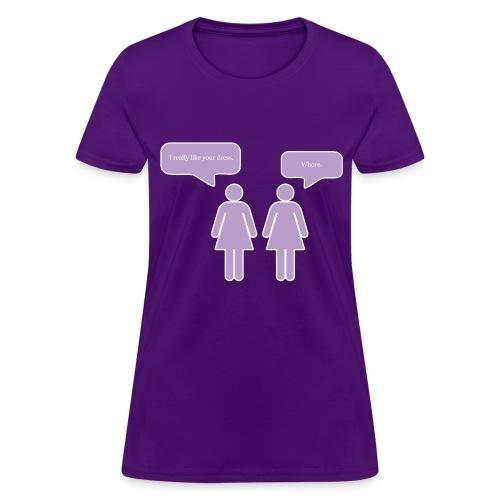 Girl 1 Girl 2 - Women's T-Shirt