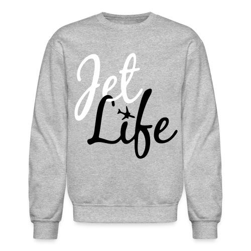 JetxLife  - Crewneck Sweatshirt