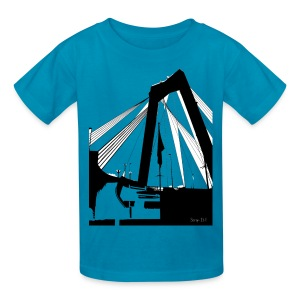 The Bridge - Kids' T-Shirt